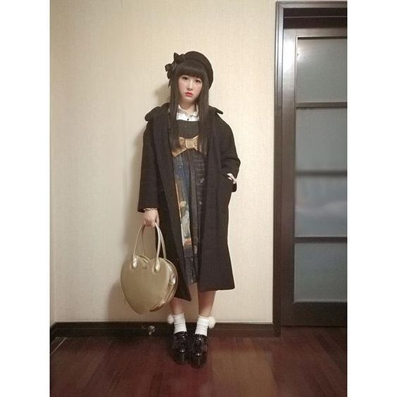 yokiyokiyokissToday's outfit, dinner with friends
