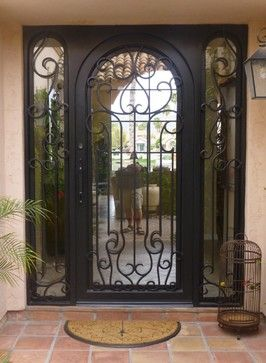 Ways To Prep Your Home For The Arizona Summer Rustic Front Doors Phoeni
