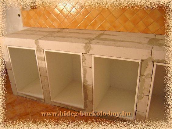 Diy Ytong Hausdekoration Wohnideen Hausdekor Einrichten Schlafzimmer Wohnzimmer Wohnung Dekoration Kuche Selber Bauen Ytong Gemauerte Kuche Kuche Ytong
