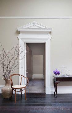 Kooyong Residence - contemporary - Hall - Melbourne - Matt Gibson Architecture + Design