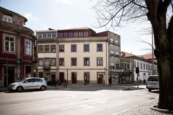 Galeria de São Victor Lofts / A2OFFICE - 5