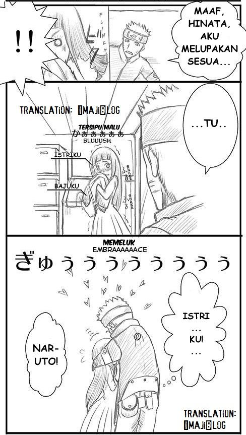 Komik Naruto Hinata Menikah : komik, naruto, hinata, menikah