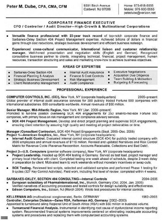 Senior Manager 746 1020 Resume Cover