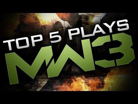 MW3 Top 5 Plays of the Week #7 (Modern Warfare 3 Multiplayer Epic Kill Streak Countdown)