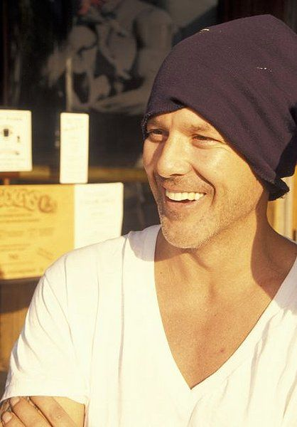 """Mickey Rourke, young and beautiful...""""pre-"""" a lot of things...."""