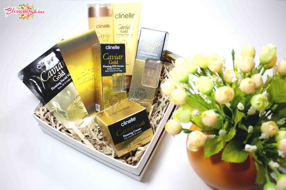 Clinelle Caviar Gold Luxury Series