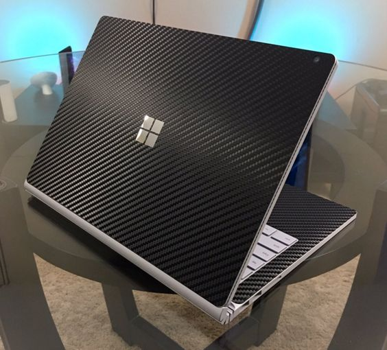 surface book with that carbon fiber