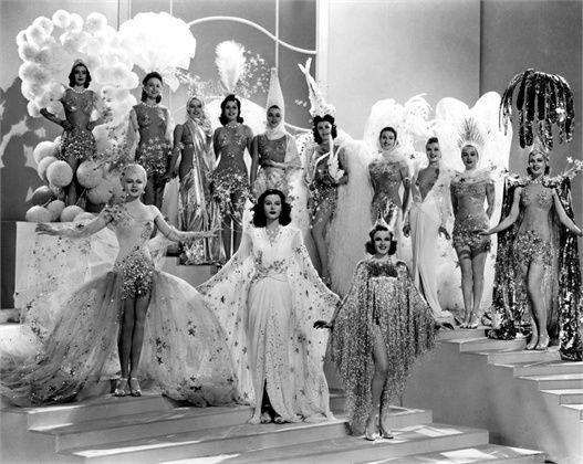 Ziegfeld Girl  1941  Lana Turner, Hedy Lamarr, Judy Garland, 1941  © Everett Collection