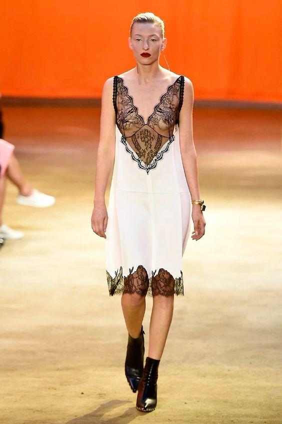 Céline spring/summer 2016 collection show pictures | Harper's Bazaar
