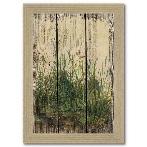 Find it at the Foundary - 24 x 33 Reeds in Pond II