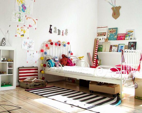 Cama de hierro ikea camas - Ikea cama infantil ...