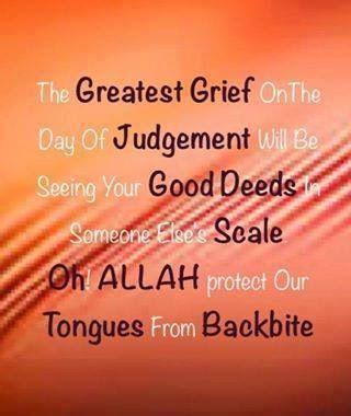 Backbiting in islam essay prompts