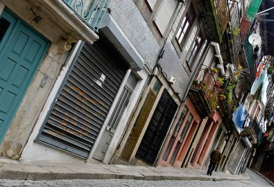 Porto - Rua de Cimo de Vila
