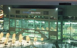 Energy Solutions Arena, Home of the Utah Jazz!