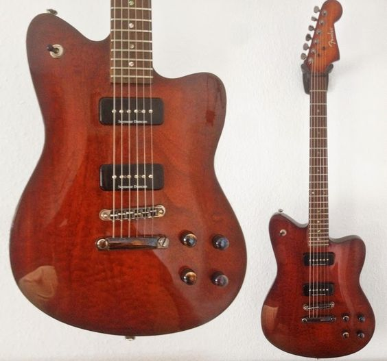 Guitar Blog fender toronado