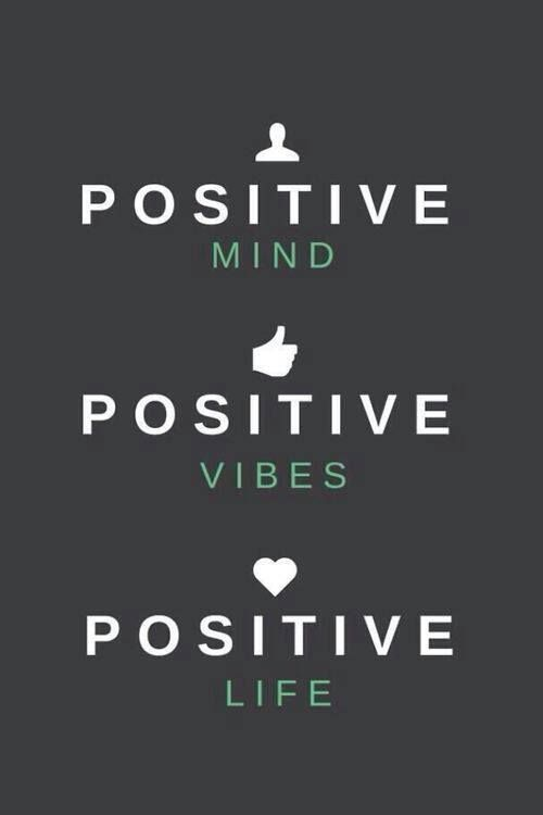Share Tweet Pin Mail You can't live a positive life with a negative mind. Life is not about how hard your hit. It's about ...: