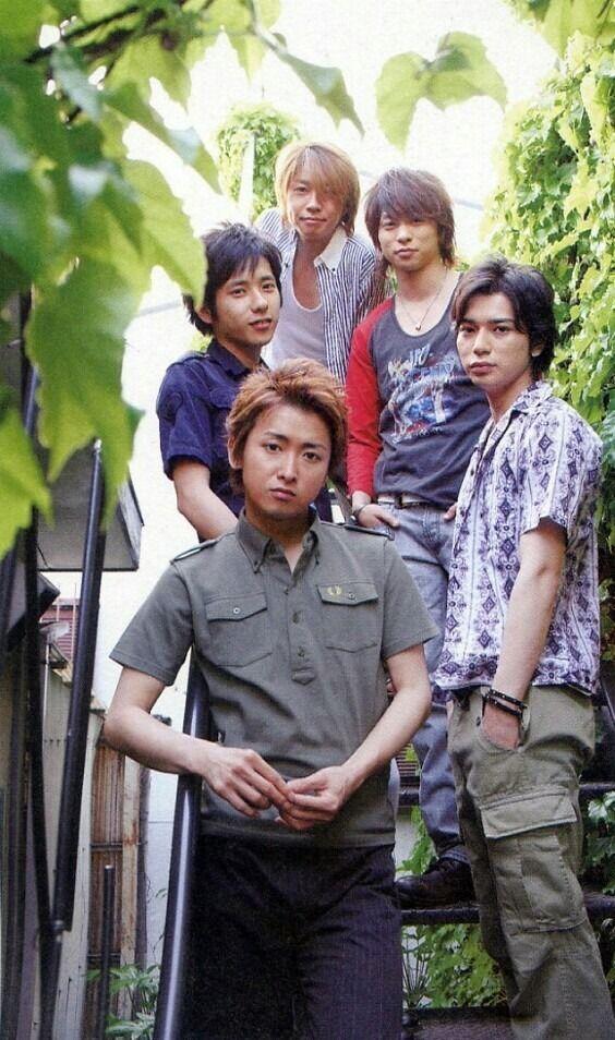 arashi jpop japanese boy celebrities