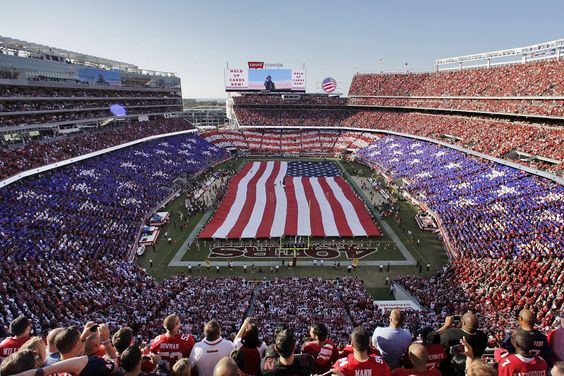 Is the national anthem even necessary? - San Francisco Chronicle