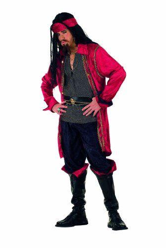 Déguisement de pirate - Jack Sparrow