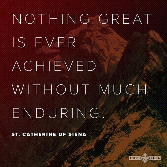 St. Catherine of Siena: