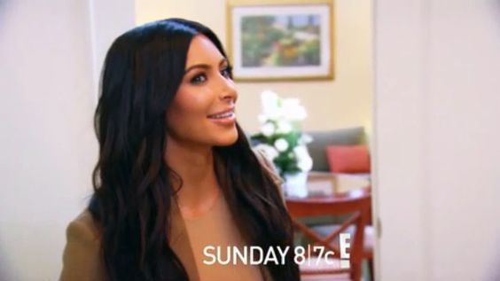 Tune into E tonight 8/7c to see me tell Khloe for the 1st time that I'm pregnant! I can't wait for u too see my moms reaction, makes me cry