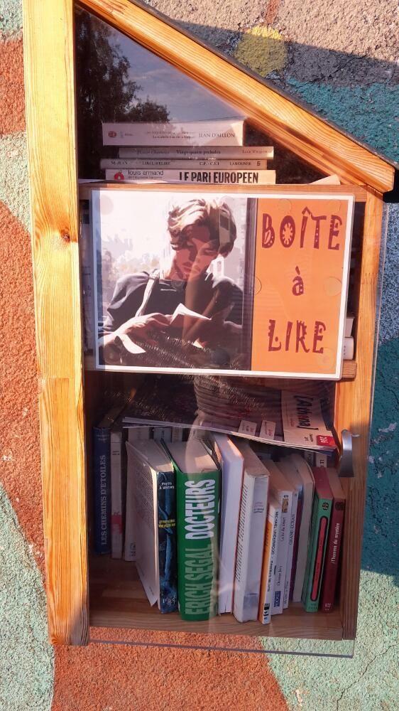 Boite à livres Gerpinnes 5
