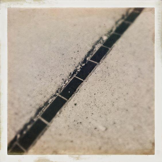 "angelacollier: "" Crossing the line ! Facebook page |  Website | Etsy -Bespoke photo wood blocks  |  Instagram """