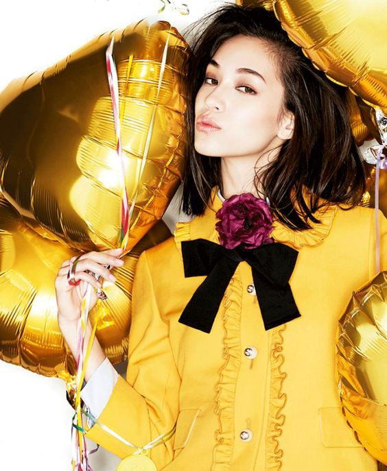 Kiko Mizuhara for Marie Claire Hongkong October 2015. Edited by Team Mizuhara ||