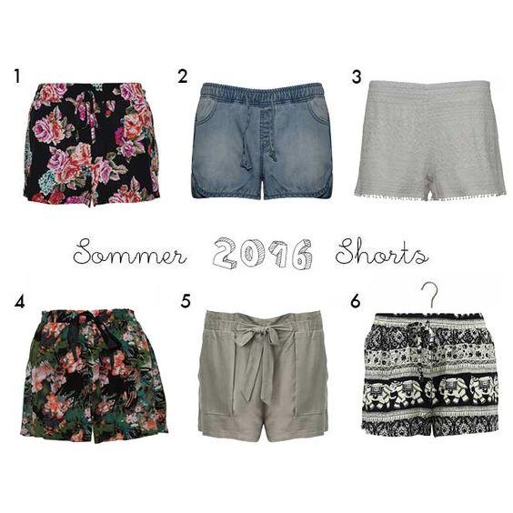 Welche Hotpants ist für Dich?  #mycolloseum #sommerkollektion