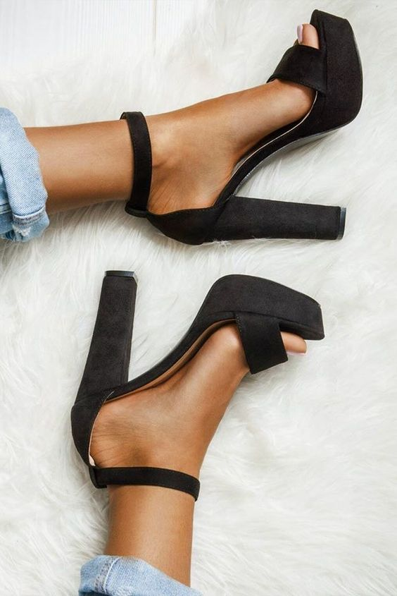 54 Heel Shoes You Will Definitely Want To Keep shoes womenshoes footwear shoestrends