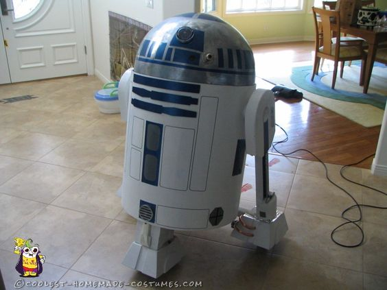 Homemade, The o'jays and R2d2 - 36.9KB