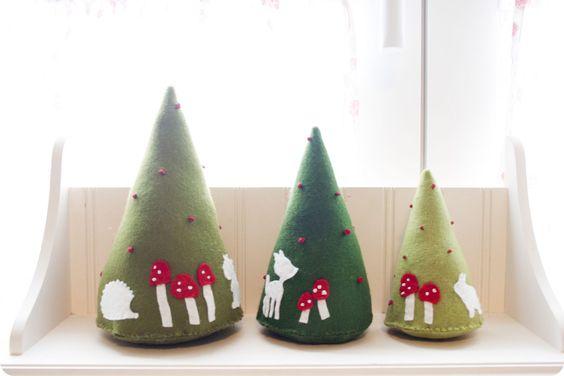 Parrish Platz: Weihnachtsbaum