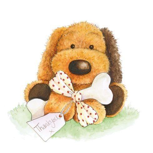 Pin By Maricruz On Cute Illustrations In 2021 Cute Animal Clipart Tatty Teddy Dog Clip Art