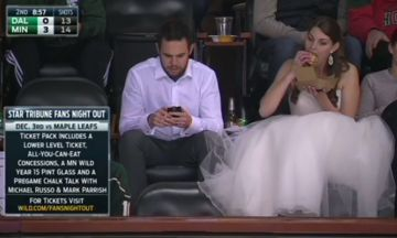 This Bride Eating A Burger In Her Wedding Dress Is All Of Us