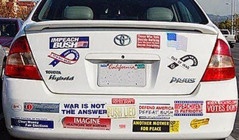 Les Meilleures Images Du Tableau Bumper Stickers Sur Pinterest - Custom car bumper stickers