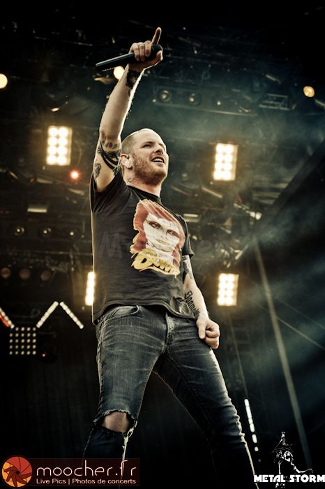 Corey Taylor, Slipknot And Stone Sour On Pinterest