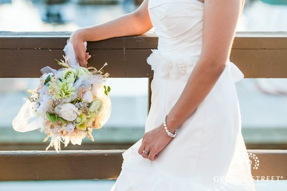 Stunning shot of this bouquet! | George Street Photo & Video