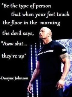the rock quote wallpaper -#main