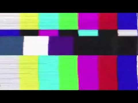 No Signal Tv Meme Youtube Animasi Tv Buku Mewarnai Desain Banner