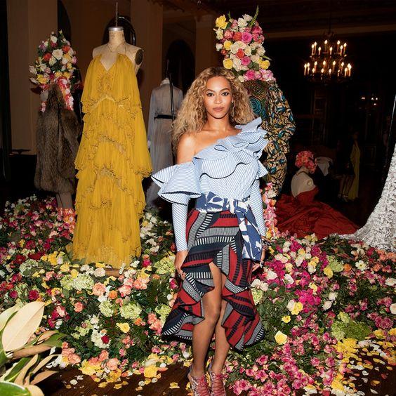 Beyonce - December 2016