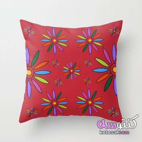مخدات رقيقة صور مخدات فخمة اروع صور المخدات وسائد حديثه للانتريهات Throw Pillows Pillows Home Decor
