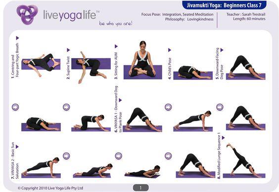 Jivamukti Yoga Beginners Class 7 Hatha Yoga For