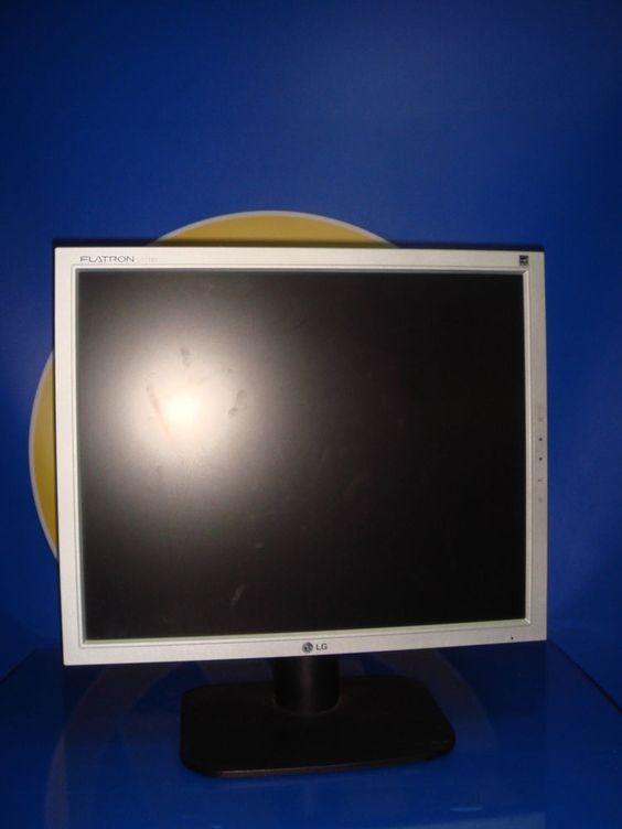 Monitor de Pc buen estado FLATRON 17 pulgadas modelo L1718S-SN