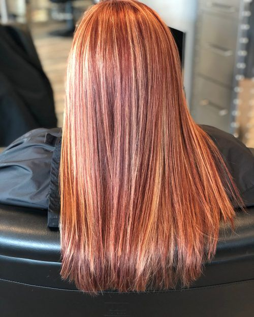 19 Best Red And Blonde Hair Color Ideas Of 2020 Red Blonde Hair Blonde Hair Color Red Hair With Blonde Highlights