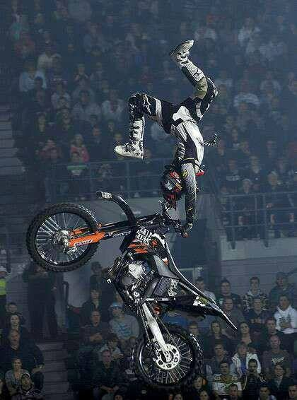 X Games Motorcycle.
