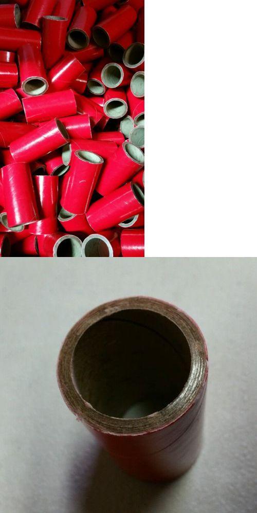 fireworks kraft gloss red pyro tubes ebay