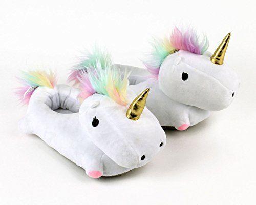 Smoko Women's Unicorn Light Up Slippers - One Size Smoko https://www.amazon.com/dp/B01EIPIHYI/ref=cm_sw_r_pi_awdb_x_oSgAybS24GJTP