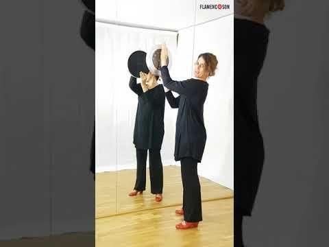Para Que Puedas Aprender Paso A Paso A Mover Las Manos Con Verdadero Estilo Flamenco Aquí Te Comparto El Vídeo Tutorial Giro De Flamenco Baile Vamos A Bailar