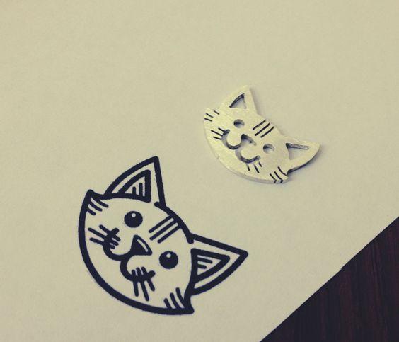 Projeto em andamento #cat #catlovers #handmade #joalheriaartesanal #feitoamão #jewerly