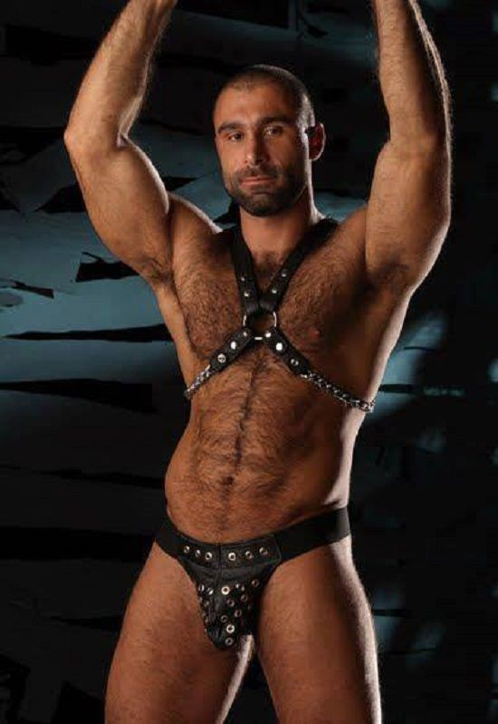 Gay bear bondage gallery first time he039s 5